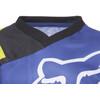 Fox 180 Race Cykeltrøje lange ærmer Børn blå